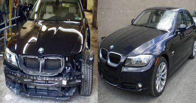 Car Repair Before & After